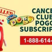Cancel Pogo Subscription