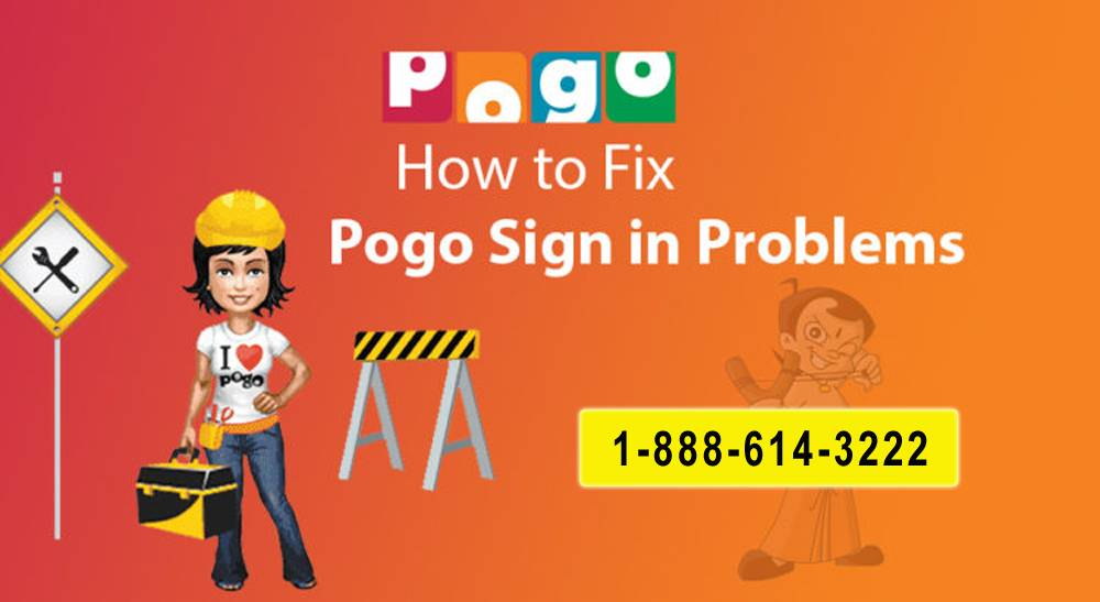 Fix Pogo Sign In Problems