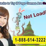 Pogo Games Not Loading