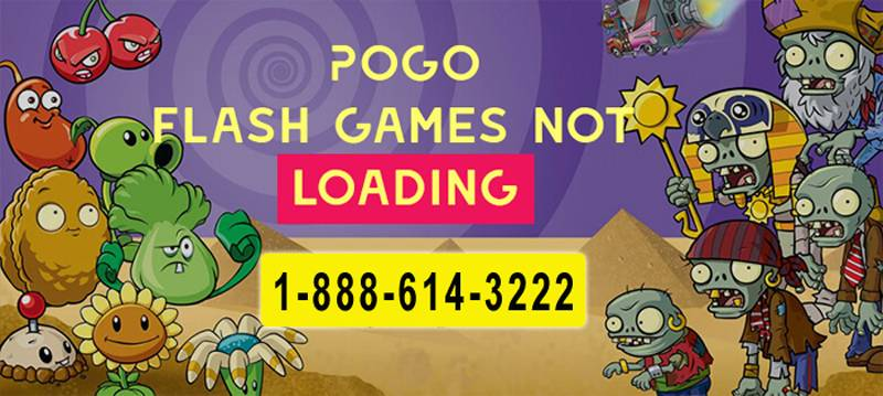 Fix Pogo Games Not Loading