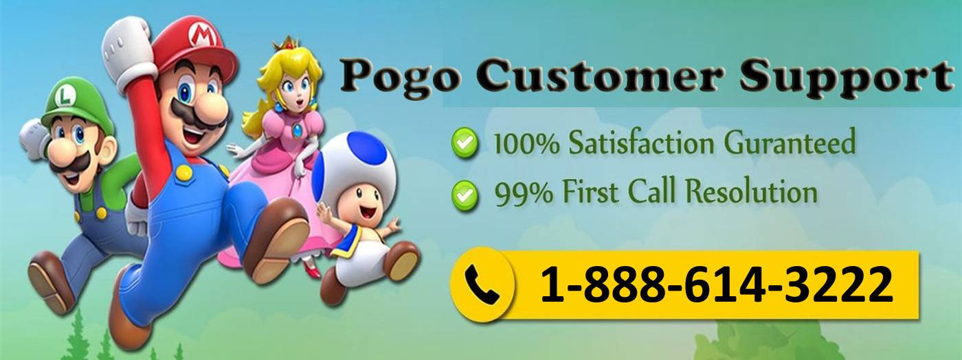 Pogo Customer Service Phone Number