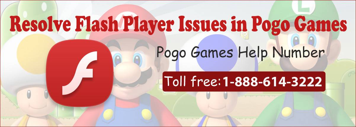 Fix Flash Player Issues With Pogo Games